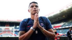 Chelsea plot move for Paris Saint-Germain veteran Thiago Silva as Frank Lampard looks to plug leaky backline