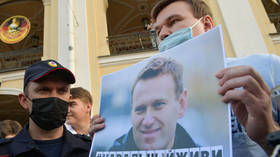 Russian doctors say Moscow protest leader Navalny's condition has stabilized - he CAN be flown to Germany at family's request