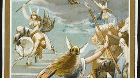 Revisionist scholars risk reversing decades of women's gains when they declare an unearthed Viking woman warrior is transgender