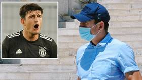 Manchester United skipper Harry Maguire appears in Greek court as further details emerge about late night arrest (VIDEO)