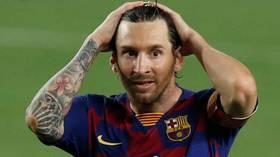 'Untransferable': Barcelona declare Lionel Messi UNTOUCHABLE as new boss Ronald Koeman holds showdown talks with wantaway star