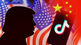 TikTok to sue Trump administration over executive order ban