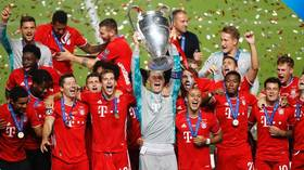 PSG 0-1 Bayern Munich as it happened: Surprise selection Kingsley Coman the matchwinner in UEFA Champions League final