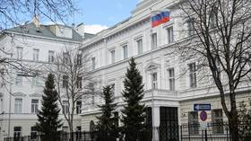 Austria expels Russian diplomat over alleged 'industrial espionage' at 'high-tech company'