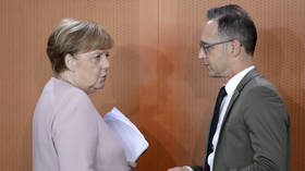 Germany's Merkel calls on Russia to investigate how Navalny was allegedly poisoned & hold perpetrators accountable
