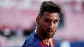 'BOTTLE JOB!' Football world erupts as Lionel Messi REVERSES his decision to leave Barcelona