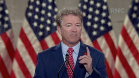 Doves not in style? CNN & Fox cut Rand Paul's anti-war speech at RNC as he calls out Biden for backing wars in M. East, Serbia