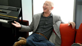 Pandemic profiteer: Jeff Bezos' fortune skyrockets to nearly $200 BILLION