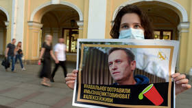 Another round of sanctions? US threatens Russia with strong measures if Navalny is proven to have been poisoned