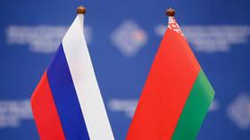 'This is nonsense': Belarus opposition leader Tikhanovskaya denies anti-Lukashenko politicians want to shut Russian border