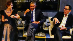 'We are serious people': Ex-US ambassador quits firm linked to Newcastle bid – days after bosses admit Obama photo was altered