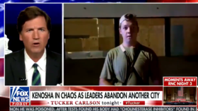 Critics call for 'murder apologist' Tucker Carlson to be fired after he says govt failure to tame violence caused Kenosha shooting