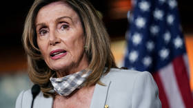 'Skulduggery': Pelosi says Biden should NOT 'dignify' Trump with a debate as president 'disrespects' office
