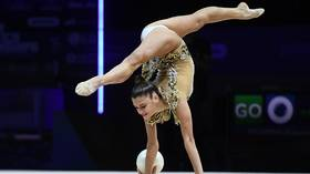 'I could have starved for days': Russian gymnastics queen Alexandra Soldatova on battle with bulimia