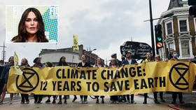 Extinction Rebellion and Keira Knightley film's bogus claims of impending apocalypse harm the climate change cause