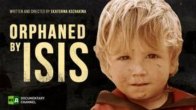 Orphaned by ISIS