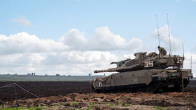 Tanks for the taking! Israeli hikers discover ABANDONED BATTLE TANKS, locked and loaded in Golan Heights