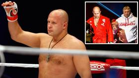 'Not only a coach': MMA legend Fedor Emelianenko announces passing of coach Vladimir Voronov