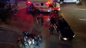 1 person shot dead in Portland, Oregon near site of showdown between pro-Trump & BLM activists