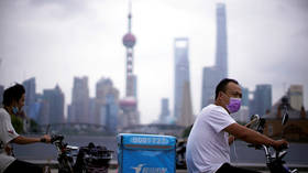 Global investors continue to pour cash into China despite coronavirus uncertainty & tensions with US