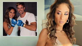 'Men need a mental challenge': MMA starlet Valerie Loureda hits up actor William Levy after buying PORSCHE in 'SPECTACULAR month'