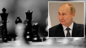 'A bright, impressive victory': President Vladimir Putin HAILS Russian chess team after world championship success