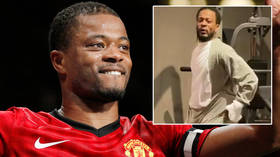 'Absolutely shocking': Former Man Utd star Evra in hot water after on-air claims about Zaha & ex-boss David Moyes' daughter