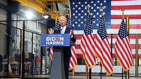 'Blackmail Americans into voting': Biden condemns riots & violence in language Trump supporters say amounts to extortion