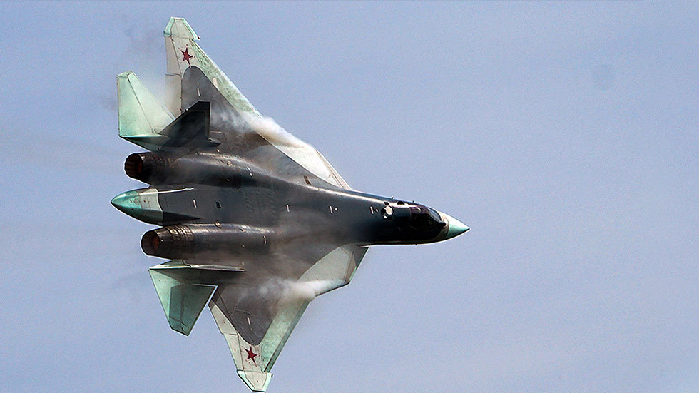 Self-flying fighter jets? Russian aerospace giants MiG & Sukhoi discuss UNMANNED 6th generation fighter jet project