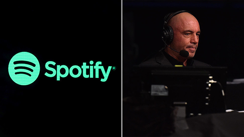 Joe Rogan podcast fans cry 'censorship' as many episodes with conservative guests did not make it to Spotify