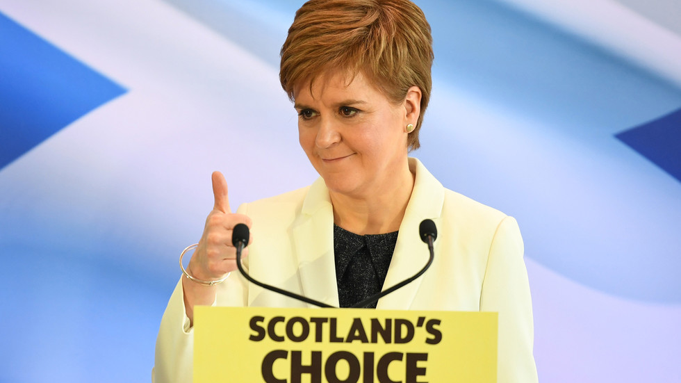 Scotland's Sturgeon to roll out terms & phrasing for second independence referendum within months