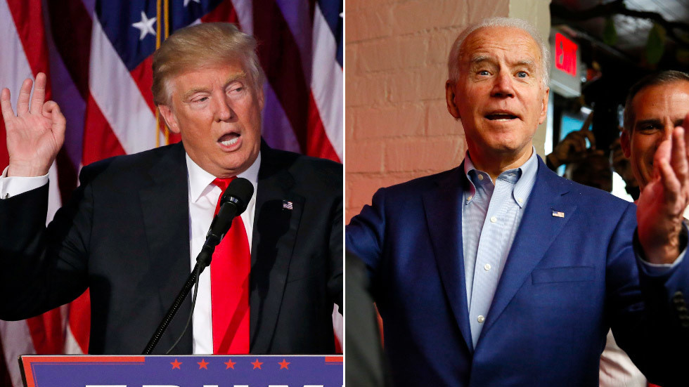 Contested election inevitable? Data firm predicts Trump lead on election night will turn into Biden victory as mail votes counted