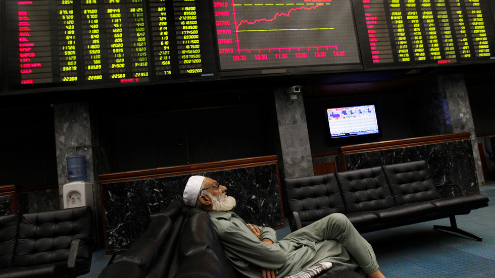 Pakistan's stock market has become one of world's best performers