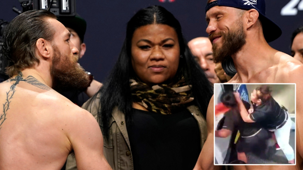 'She'll WHOOP your ass': UFC boss Dana White hires female security guard fired for SAVAGING would-be shoplifter (VIDEO)