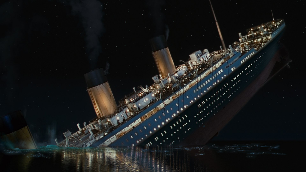 We're at peak insanity: The Fed's fiscal profligacy and greedy tech oligarchs are sinking capitalism faster than the Titanic