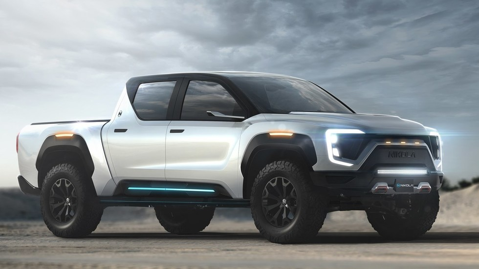 Nikola & GM challenge Tesla with world's 'most badass' 900-horsepower electric truck