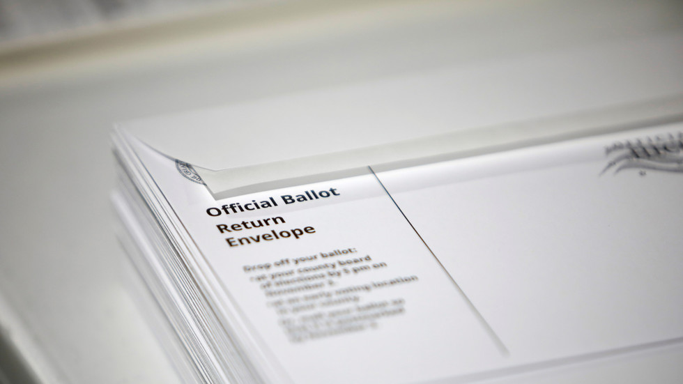 Absentee ballot fraud? 1,000 people voted TWICE in Georgia primary and will be prosecuted, secretary of state confirms