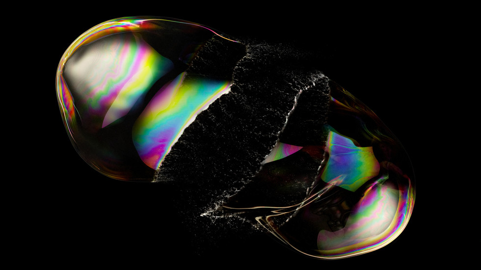 US stock market's 'BIGGEST BUBBLE EVER' may have popped but the worst is yet to come – Peter Schiff