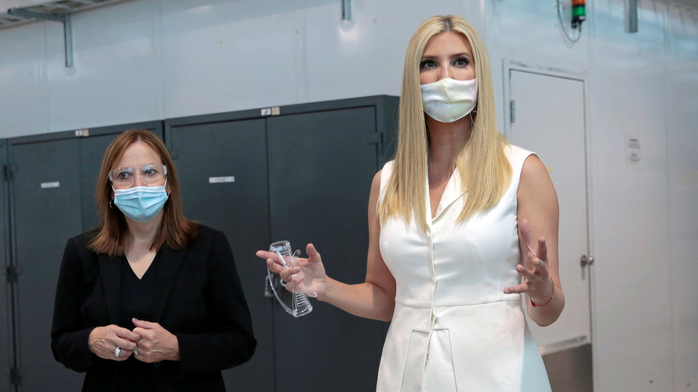 Ivanka Trump claims she'll take Covid-19 vaccine live on 'The View', says Americans should all 'trust' the FDA