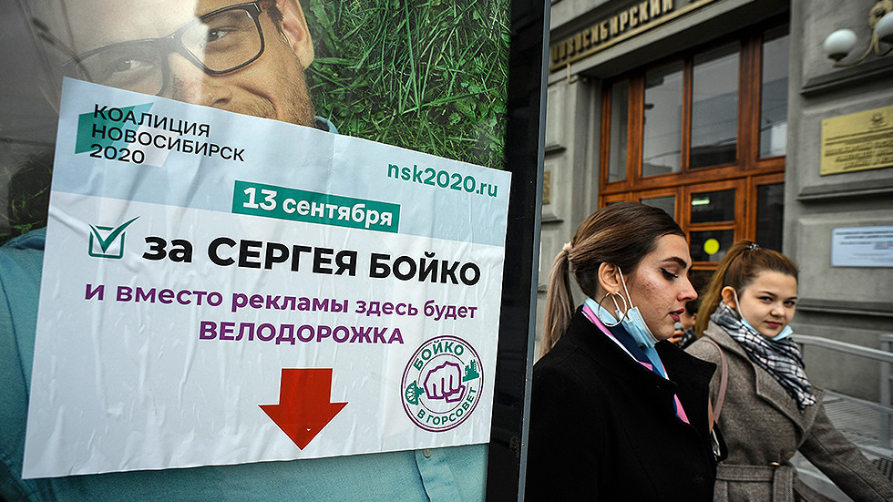 Communists & Nationalists poised to make gains in Russian regional elections, but Western-leaning liberals unlikely to prosper