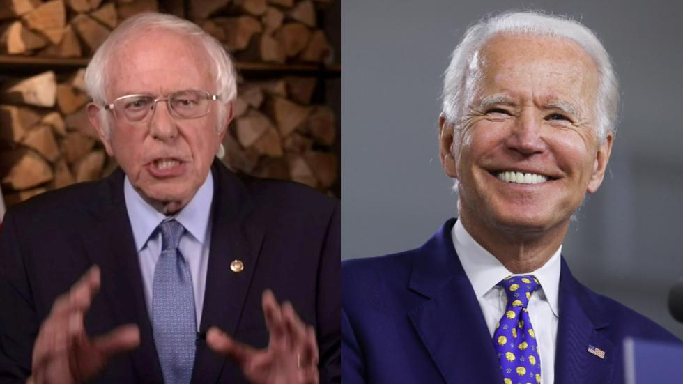 Bernie Sanders warns Joe Biden: Pull left or blow the election