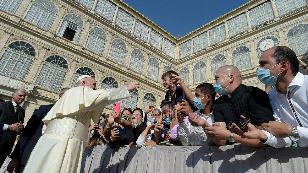 83-year-old pontiff: Pope Francis 'constantly monitored' for virus: Vatican class=