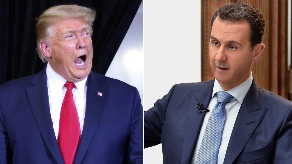 Trump says he wanted to ASSASSINATE Assad, blames ex-defense chief Mattis for staying his hand