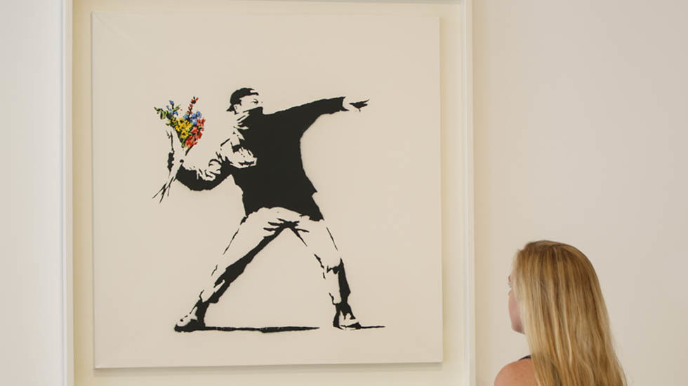 Banksy loses EU trademark case with greeting card company for his artwork