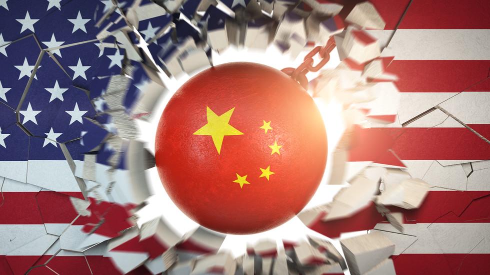 US economy in decline under crushing debt & rising power of China – Ray Dalio