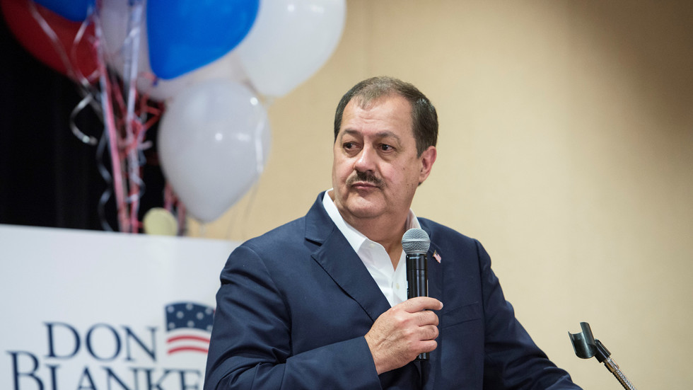 rt.com - RT - Third-party US candidate Don Blankenship says the government is afraid of him and hopes he'll help break the two-party dominance
