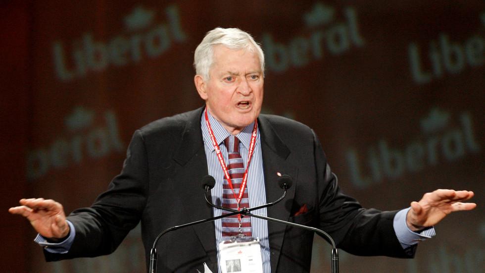 Former Canadian prime minister John Turner dies at 91
