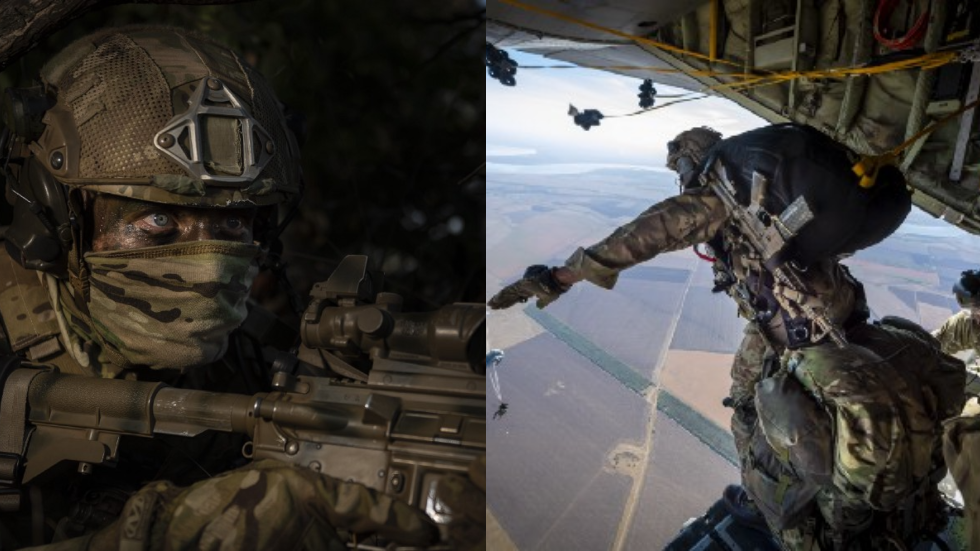Really, lads? UK military touts Paratrooper deployment into 'Russia's BACKYARD'... referring to drills in Ukraine