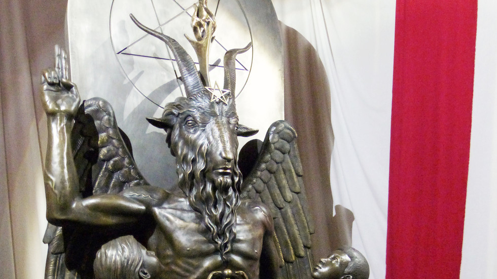 Hail Satan? Liberal mom tells of how RBG's death drove her to SATANISM in viral HuffPost piece