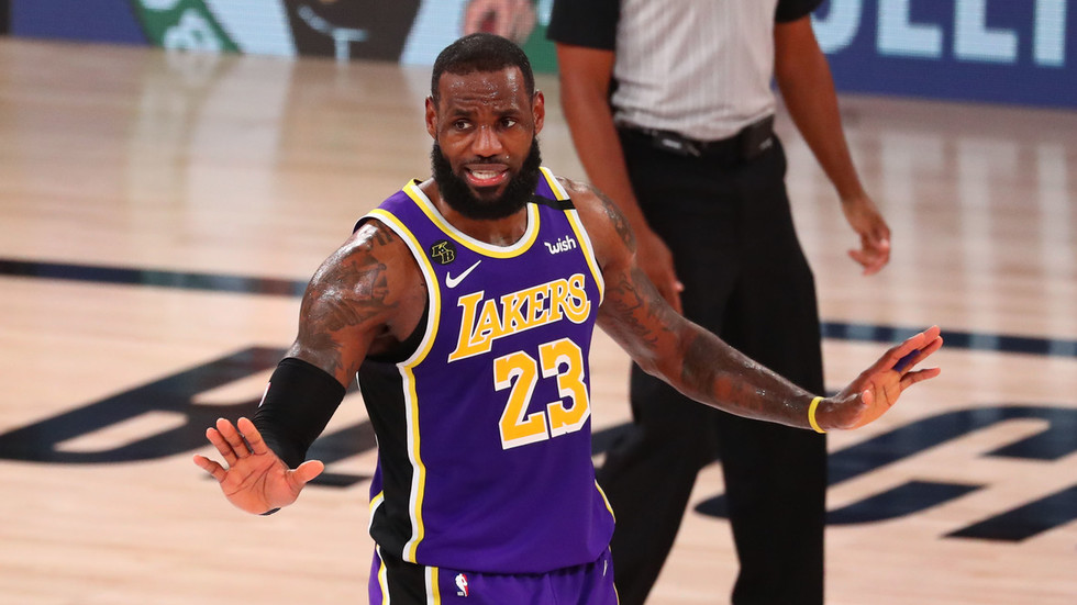 'It don't mean sh*t': LeBron James helps Lakers to NBA Finals... but remains unimpressed until they actually win it